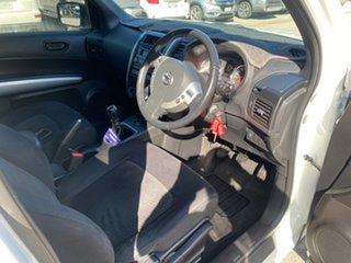 2012 Nissan X-Trail T31 Series V ST 2WD White 6 Speed Manual Wagon