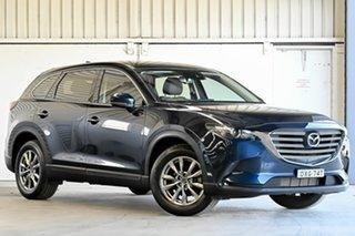 2018 Mazda CX-9 TC Touring SKYACTIV-Drive i-ACTIV AWD Blue 6 Speed Sports Automatic Wagon.