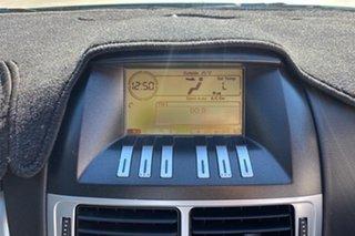 2008 Ford Falcon FG XR6 Green 6 Speed Auto Seq Sportshift Sedan