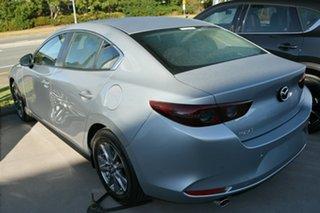 2021 Mazda 3 BP2S7A G20 SKYACTIV-Drive Pure Titanium Flash 6 Speed Sports Automatic Sedan.