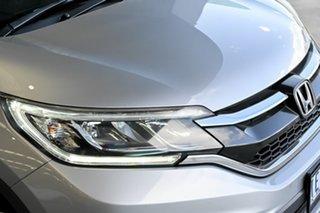 2015 Honda CR-V RM Series II MY16 VTi Grey 6 Speed Manual Wagon.