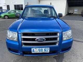 2008 Ford Ranger PJ XL Blue 5 Speed Manual Utility