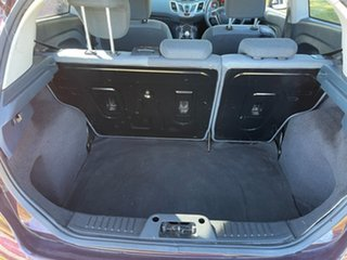 2009 Ford Fiesta WS CL Grey 5 Speed Manual Hatchback