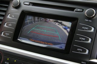 2019 Toyota Kluger GSU55R GX AWD Eclipse Black 8 Speed Sports Automatic Wagon