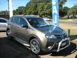2014 Toyota RAV4 Bronze Automatic Wagon.