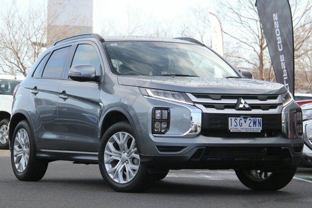 Used Mitsubishi ASX XD MY20 LS 2WD Essendon North, 2020 Mitsubishi ASX XD MY20 LS 2WD Titanium Grey 1 Speed Constant Variable Wagon
