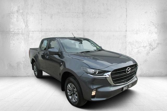 Demo Mazda BT-50 TFR40J XT 4x2 Bendigo, 2020 Mazda BT-50 TFR40J XT 4x2 Grey 6 Speed Sports Automatic Utility
