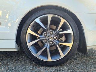 2014 Holden Ute VF MY14 SS V Ute White 6 Speed Sports Automatic Utility