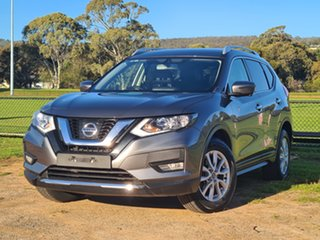 2017 Nissan X-Trail T32 ST-L X-tronic 2WD Grey 7 Speed Constant Variable Wagon