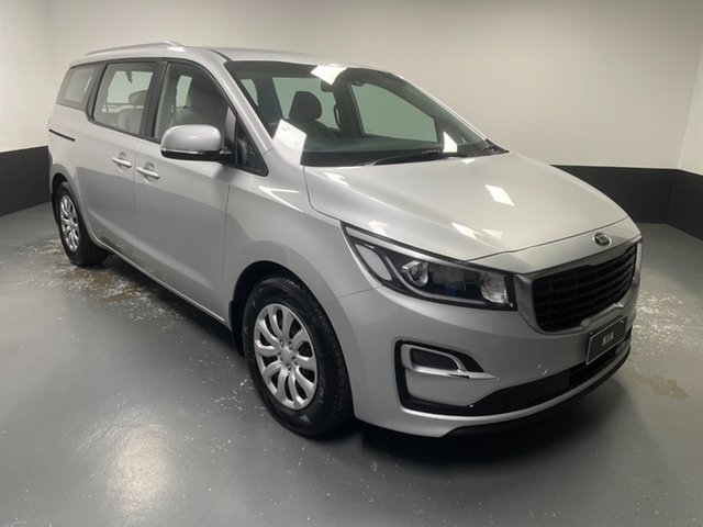 Used Kia Carnival YP MY20 S Cardiff, 2019 Kia Carnival YP MY20 S Silver 8 Speed Sports Automatic Wagon