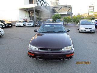 1995 Toyota Camry SDV10 CSi Anthracite Brown 4 Speed Automatic Sedan.