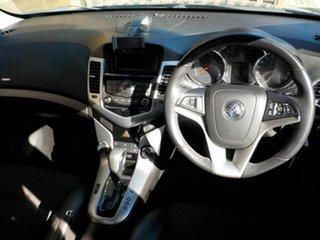 2012 Holden Cruze JH Series II MY12 SRi Blue 6 Speed Sports Automatic Sedan