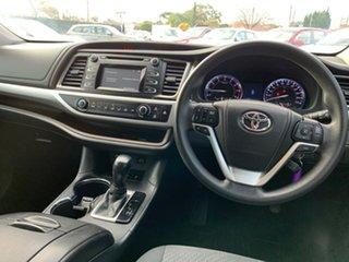 2014 Toyota Kluger GSU50R GX (4x2) Grey 6 Speed Automatic Wagon