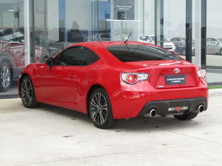 2012 Toyota 86 ZN6 GTS Red 6 Speed Manual Coupe