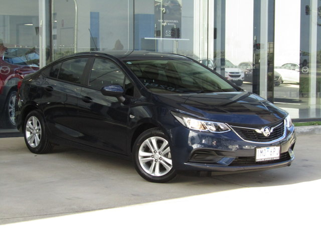 Used Holden Astra BL MY17 LS Ravenhall, 2017 Holden Astra BL MY17 LS Blue 6 Speed Sports Automatic Sedan