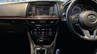 2012 Mazda 6 GJ1031 Touring SKYACTIV-Drive Black 6 Speed Sports Automatic Sedan