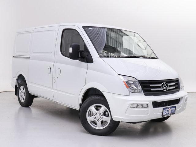Used LDV V80 K1 LWB Mid, 2015 LDV V80 K1 LWB Mid White 6 Speed Automated Manual Van