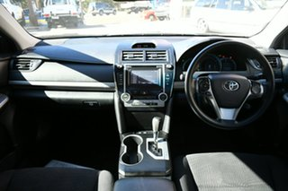 2014 Toyota Camry AVV50R Hybrid H Silver Continuous Variable Sedan