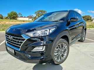 2020 Hyundai Tucson TL3 MY21 Elite 2WD Black 6 Speed Automatic Wagon.