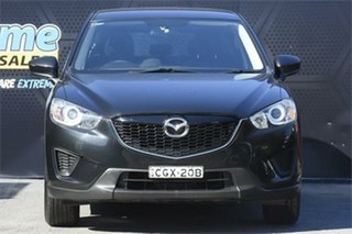 2012 Mazda CX-5 KE1071 Maxx SKYACTIV-MT Black 6 Speed Manual Wagon.