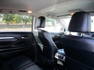 2017 Toyota Kluger GSU55R MY17 GXL (4x4) Silver 8 Speed Automatic Wagon