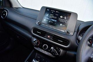 2021 Hyundai Kona Os.v4 MY21 2WD White 8 Speed Constant Variable Wagon