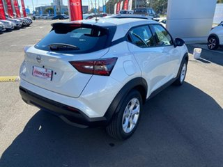 2021 Nissan Juke F16 ST DCT 2WD Ivory Pearl 7 Speed Sports Automatic Dual Clutch Hatchback
