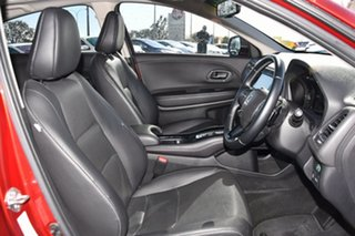 2019 Honda HR-V MY20 VTi-LX Red 1 Speed Constant Variable Hatchback