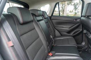 2014 Mazda CX-5 KE1031 MY14 Grand Touring SKYACTIV-Drive AWD Blue 6 Speed Sports Automatic Wagon