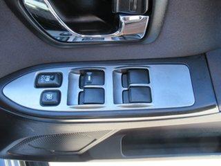 2011 Mitsubishi Pajero NT MY11 GLS Silver 5 Speed Sports Automatic Wagon