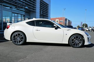 2017 Toyota 86 ZN6 GTS Pearl White 6 Speed Sports Automatic Coupe