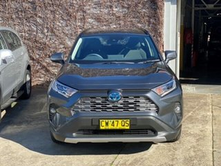 2020 Toyota RAV4 Axah52R GXL 2WD Graphite 6 Speed Constant Variable Wagon.