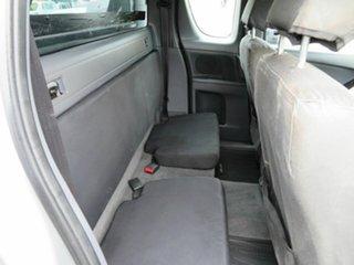 2015 Mazda BT-50 MY16 XTR (4x4) Silver 6 Speed Manual Freestyle Utility