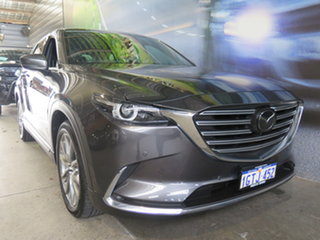 2019 Mazda CX-9 MY19 Azami (AWD) Machine Grey 6 Speed Automatic Wagon.
