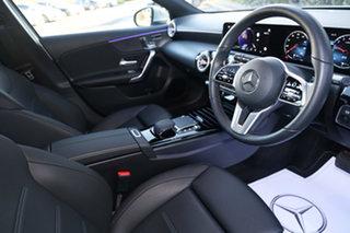 2020 Mercedes-Benz A-Class A250e DCT Iridium Silver 8 Speed Sports Automatic Dual Clutch Hatchback.