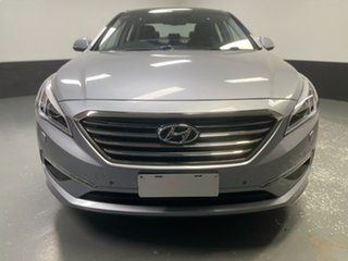 2015 Hyundai Sonata LF Premium Grey 6 Speed Sports Automatic Sedan.