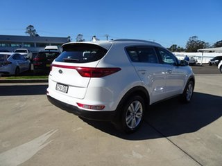 2018 Kia Sportage QL MY18 Si 2WD Clear White 6 Speed Automatic Wagon