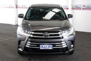 2019 Toyota Kluger GSU55R GXL AWD Predawn Grey 8 Speed Sports Automatic Wagon.
