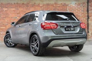 2017 Mercedes-Benz GLA-Class X156 807MY GLA180 DCT Mountain Grey 7 Speed.