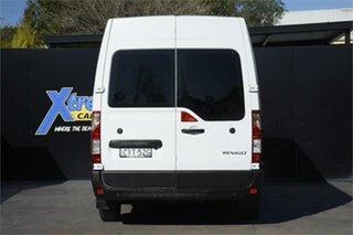 2013 Renault Master X62 Mid Roof LWB Quickshift White 6 Speed Seq Manual Auto-Clutch Van