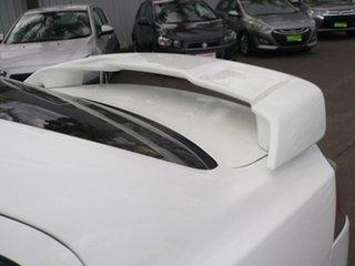 2014 Mitsubishi Lancer CJ MY14 ES White 6 Speed CVT Auto Sequential Sedan