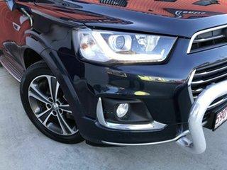 2017 Holden Captiva CG MY17 LTZ AWD Blue 6 Speed Sports Automatic Wagon