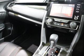 2019 Honda Civic 10th Gen MY19 RS Silver 1 Speed Constant Variable Sedan