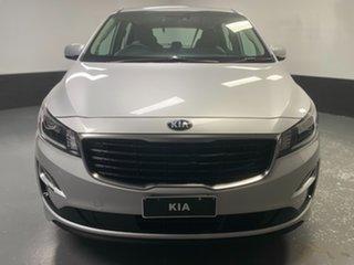 2019 Kia Carnival YP MY20 S Silver 8 Speed Sports Automatic Wagon.