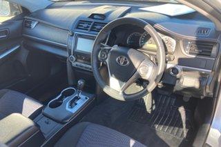 2011 Toyota Camry ASV50R Atara S Silver 6 Speed Sports Automatic Sedan