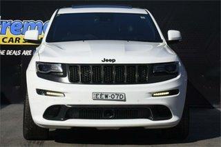 2016 Jeep Grand Cherokee WK MY17 SRT 8 Speed Sports Automatic Wagon.