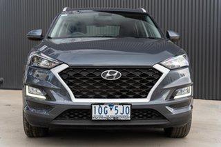 2018 Hyundai Tucson TL3 MY19 Active X 2WD Pepper Grey 6 Speed Automatic Wagon.