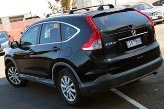 2013 Honda CR-V RM VTi Navi Black 5 Speed Automatic Wagon.