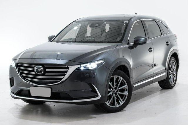 Used Mazda CX-9 TC Azami SKYACTIV-Drive i-ACTIV AWD Berwick, 2019 Mazda CX-9 TC Azami SKYACTIV-Drive i-ACTIV AWD Grey 6 Speed Sports Automatic Wagon