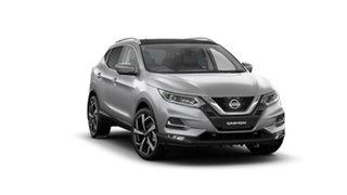 2021 Nissan Qashqai J11 Series 3 MY20 Ti X-tronic Platinum 1 Speed Constant Variable Wagon